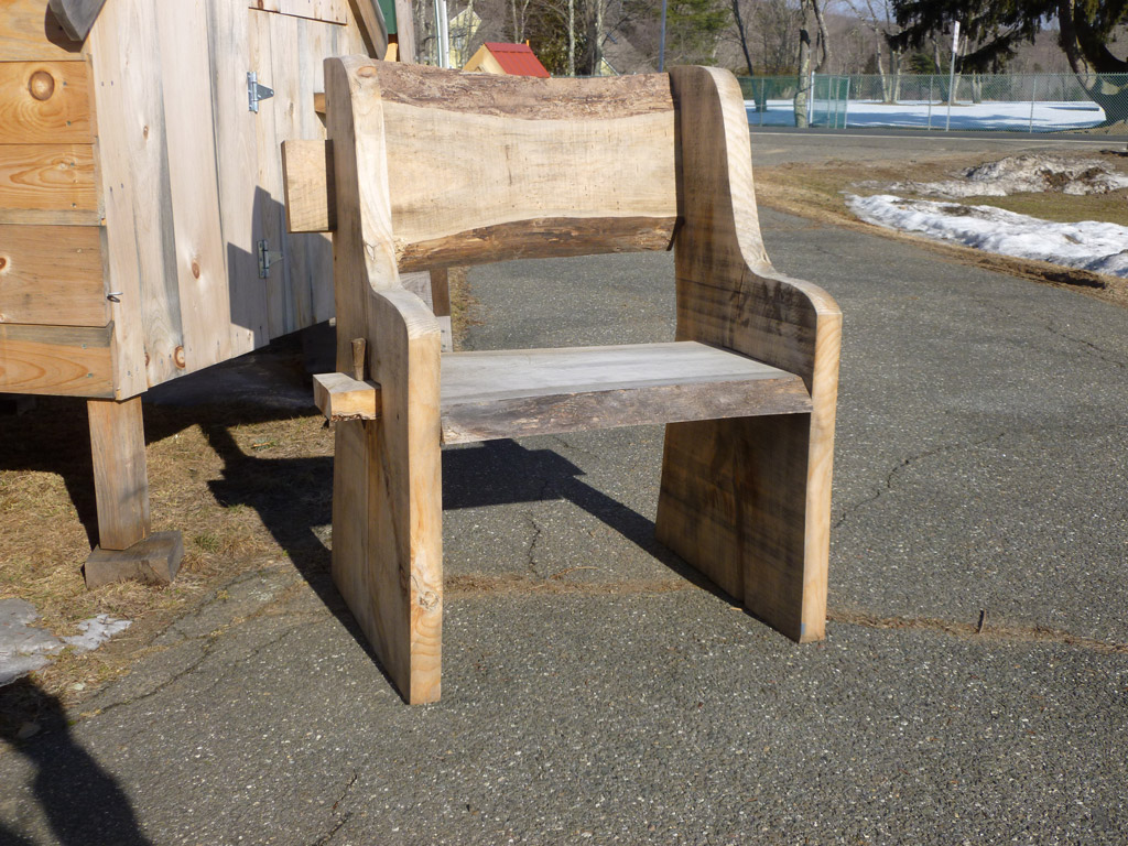 Two Foot Garden Bench Brimfield Shed Handcrafted
